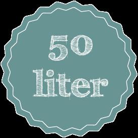 50 liter ekojord
