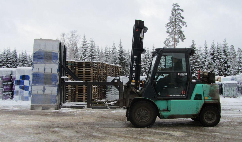 Holmebo Torv Lastar torv
