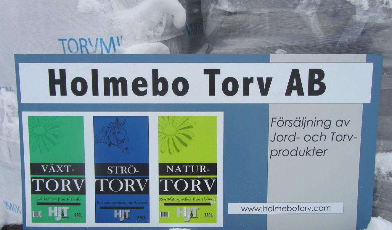 Holmebo Torv torvtrodukter